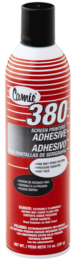Screen Printers' Adhesive