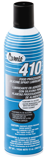 Food Processors Silicone Spray Lubricant