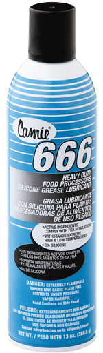 Heavy Duty Food Processors Silicone Grease Lubricant